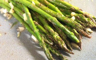 Healthy Asparagus (with a Recipe Bonus..Honey!)