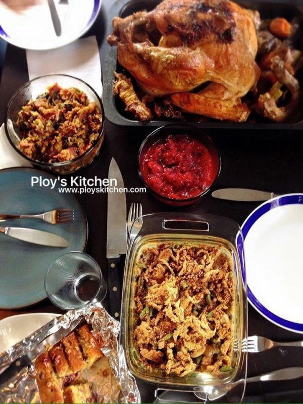 Thanksgiving Side Dishes Online Cooking Class